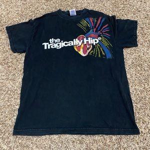 Tragically Hip T Shirt M